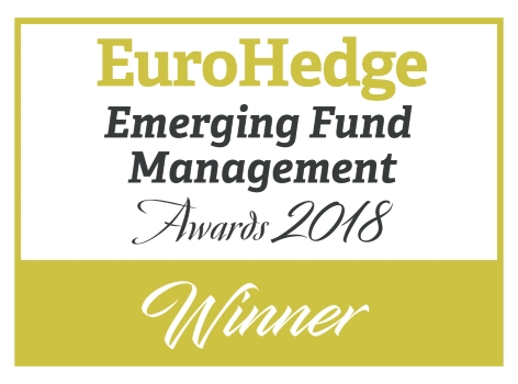 EuroHedge Emerging Fund Management Awards - Winners logo